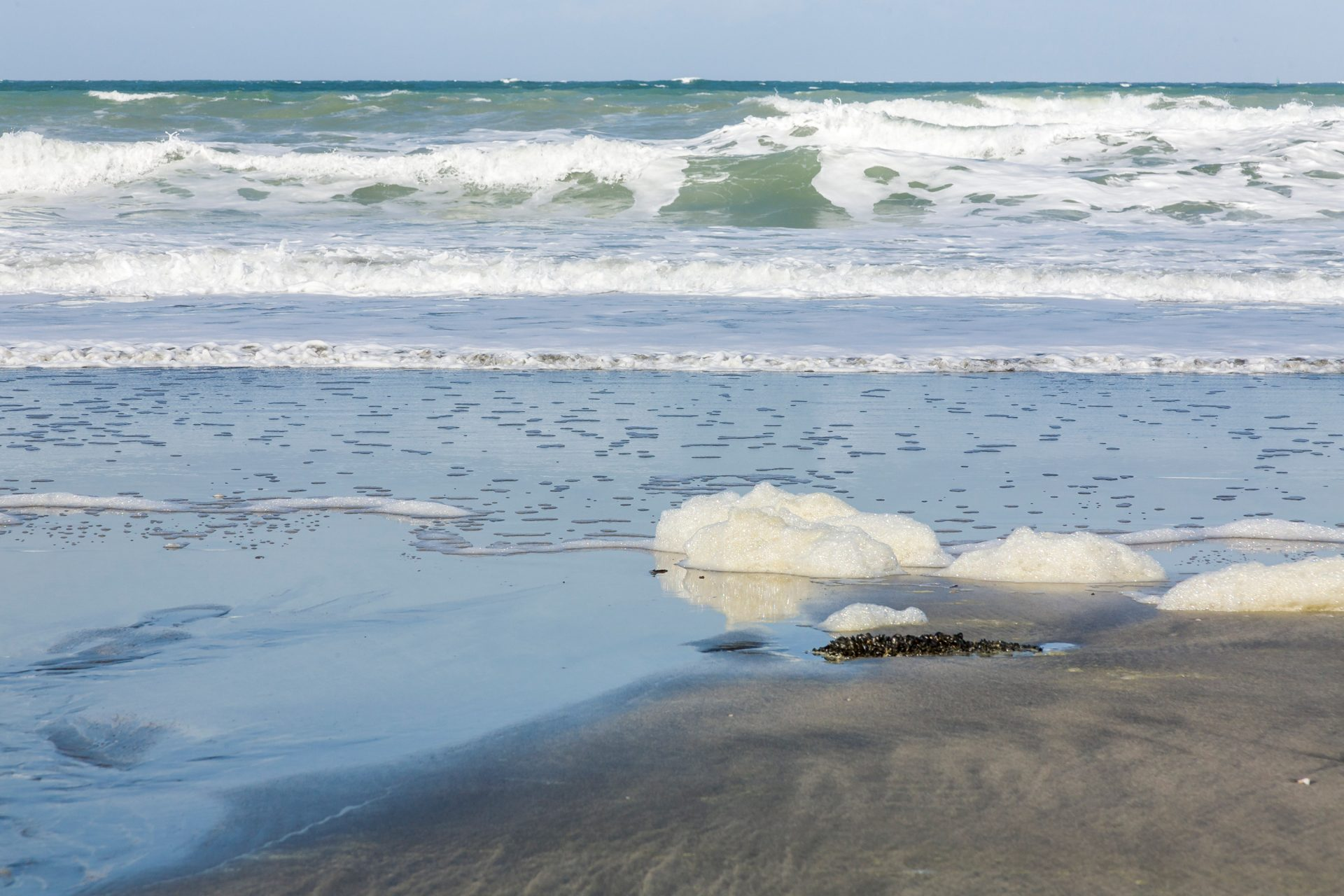 L'homme<br>et la mer