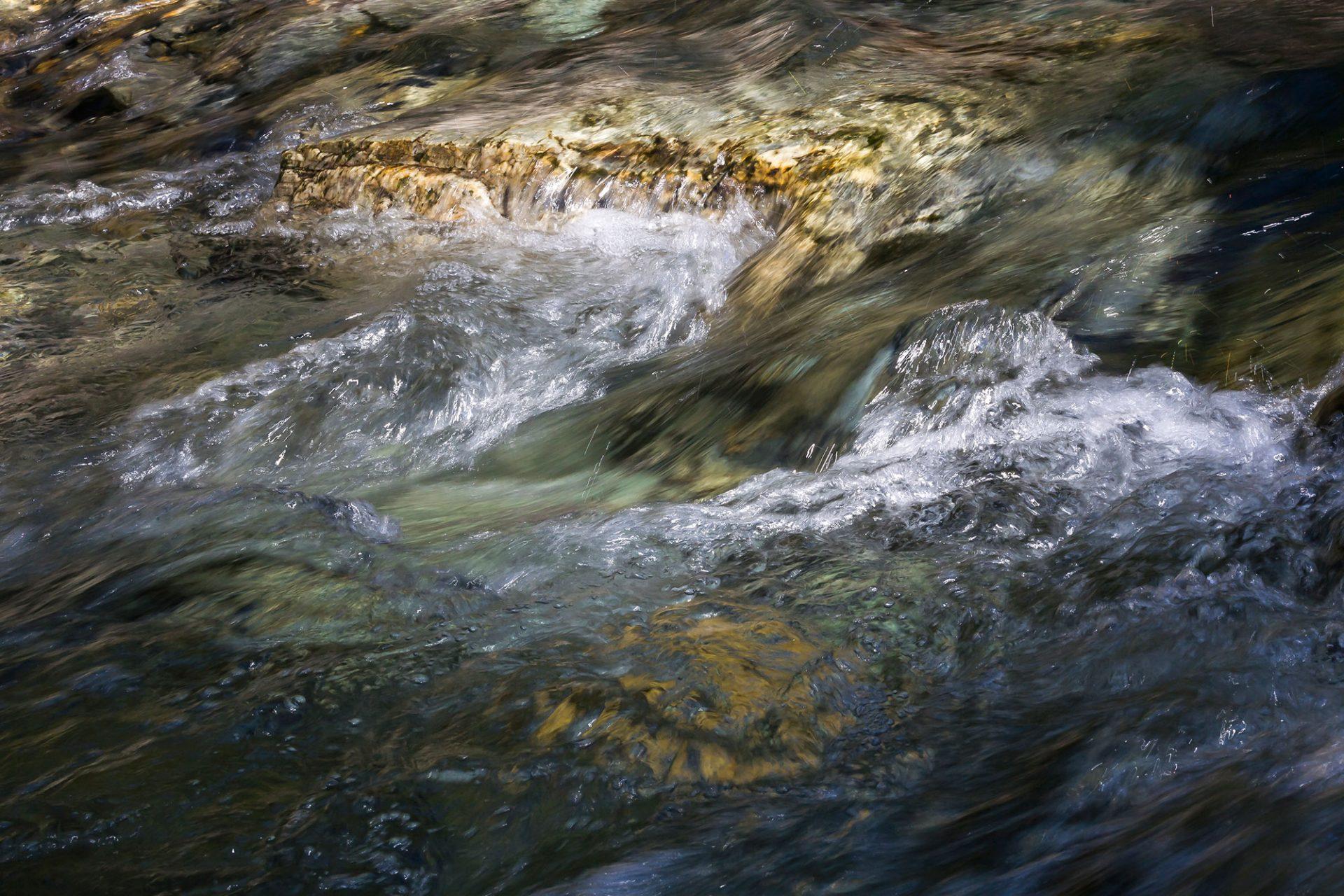 Génèse de l'eau